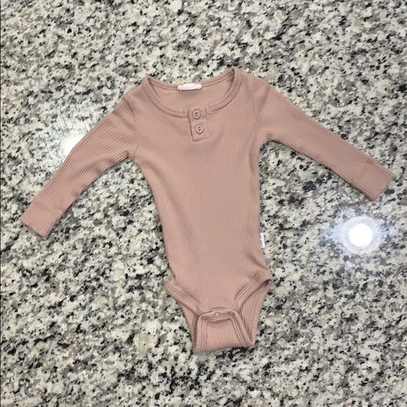 59d80949503fa jamie kay One Pieces | Ribbed Bodysuit | Poshmark